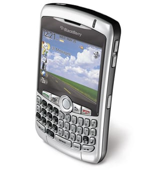 Curve 8300 Smartphone BlackBerry