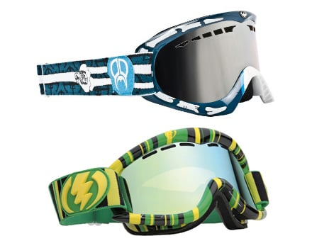 Maschera snowboard