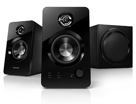 Casse per pc philips spa7355 una nuova dimensione dell - Casse audio per casa ...