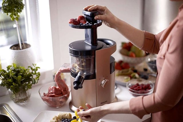 Philips HR1883 Slow Juicer, estrattore succo con funzione sorbetto TopNegozi.it Blog