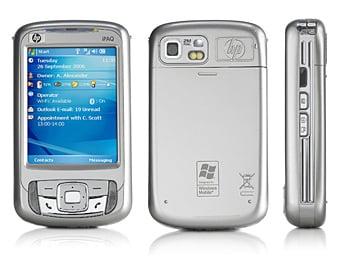 Hp rw6815 Smartphone
