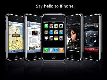 iPhone cellulare