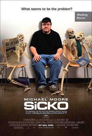 Sicko un film di Michael Moore