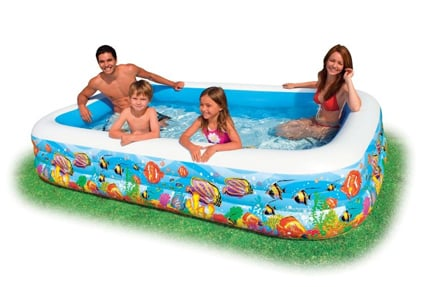 Piscine gonfiabili per bambini for Piscine gonfiabili on line