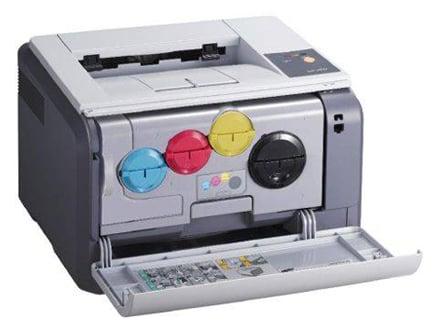 Stampante samsung color laser clp 300 for Rumori fastidiosi