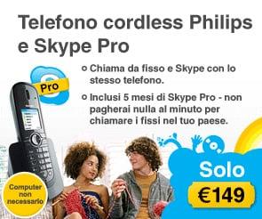 Cordless Skype Prezzi