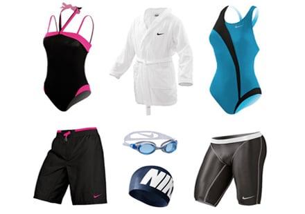Piscina costumi cuffia e occhialini for Arena costumi piscina