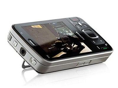 Nokia N96 - Smartphone