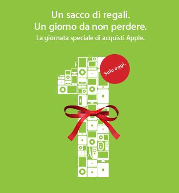 Sconti Apple Store Ipod, Macbook, iMac