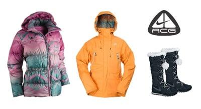 Abbigliamento sci e snow Nike