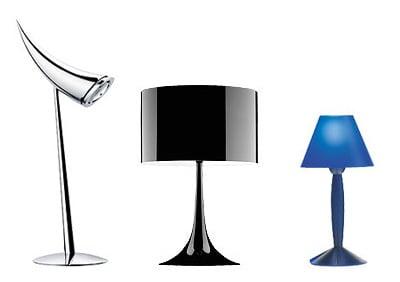 Lampade flos for Faretti flos