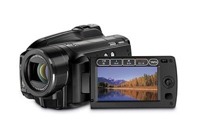 Hg21 canon videocamera ad alta definizione for Definizione camera