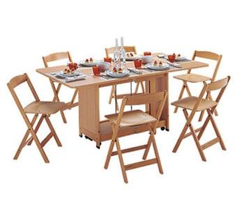 Copernico tavolo foppapedretti - Foppapedretti tavoli pieghevoli ...
