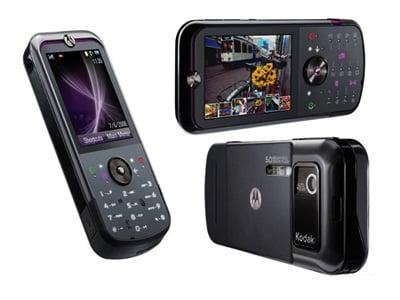 Motozine ZN5 Motorola