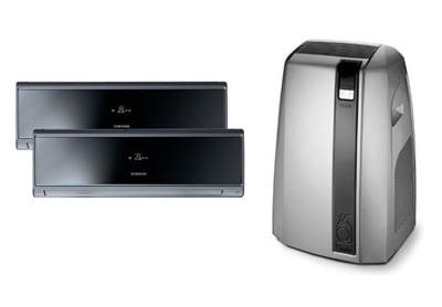 Climatizzatori fissi e portatili modelli vari for Condizionatore portatile prezzi