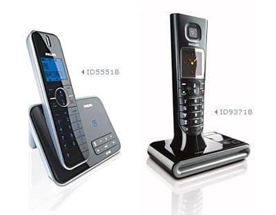 Telefoni cordless philips id5551b e id9371b - Telefoni cordless design ...