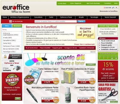 Euroffice negozio cancelleria