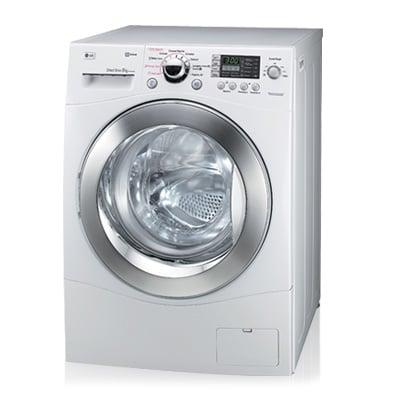 Lavatrice a vapore lg f1403tds for Motore inverter lavatrice