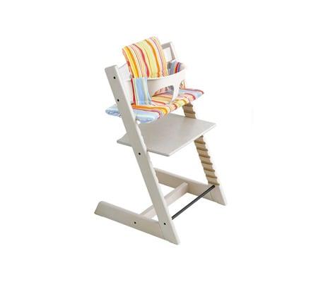 Tripp trapp stokke seggiolone e sedia for Seggiolone stokke tripp trapp usato