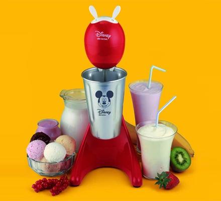 Ariete milk shaker disney for Ariete elettrodomestici