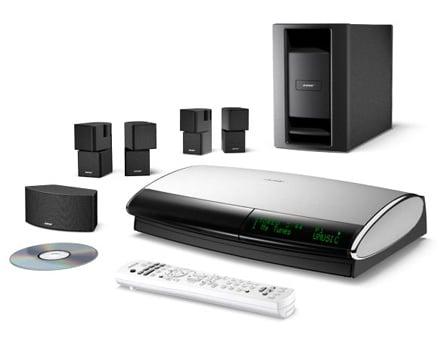 Bose lifestyle 48 dvd sistema per l intrattenimento - Impianto stereo casa bose ...