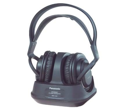 Panasonic rp wf820 cuffie cordless for Panasonic cuffie