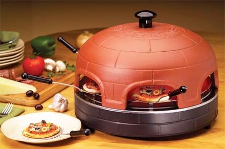 Pizza dome nuovo forno per la pizza - Forno pizza da gennaro ...