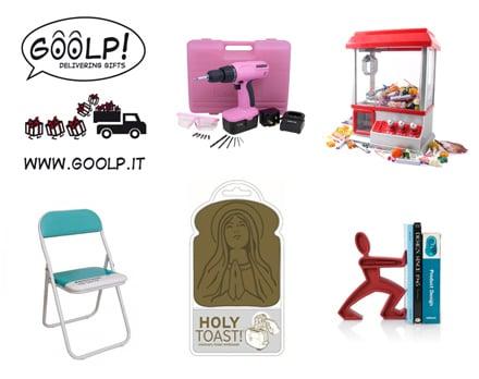 Idee regalo originali da goolp - Idee regalo per la casa originali ...