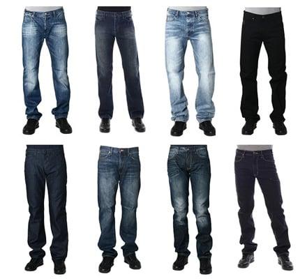 cheaper 7a8e0 e5e1e Jeans uomo Giorgio Armani: jeans per tutti i gusti ...