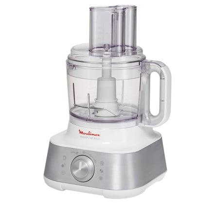Robot multifunzione moulinex fp652d masterchef - Robot da cucina compatto ...