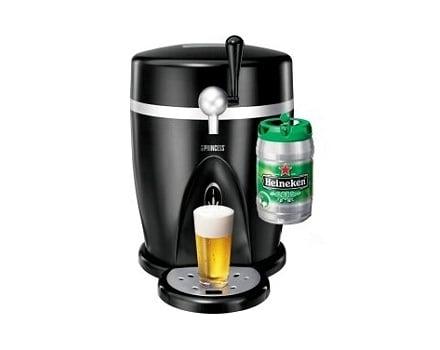 Spillatore birra esclusivo heineken - Spillatore birra da casa ...