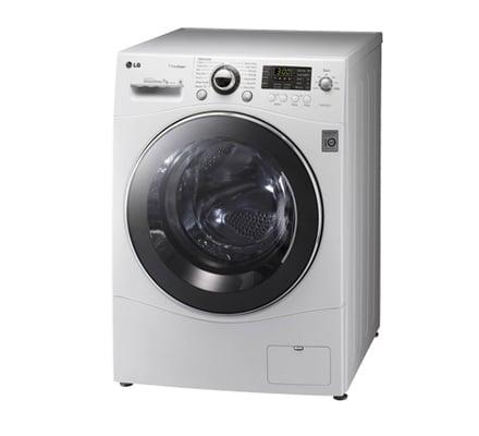 Lavatrice lg f1280qds con lavaggio a getto di vapore for Motore inverter lavatrice