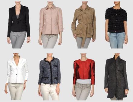 online store 9f340 b4bd7 Giacche, soprabiti e giubbini primaverili Dolce & Gabbana ...