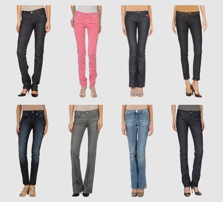 86b1e1ace6 Jeans Moschino nuove collezioni e colori donna   Topnegozi.it