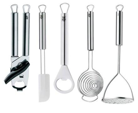 Wmf utensili da cucina professionali for Utensili da cucina di design