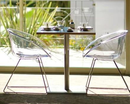 Sedie pedrali il design del made in italy for Sedie italian design
