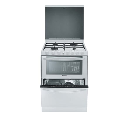 Candy trio 9501 piano cottura forno e lavastoviglie in soli 60 cm - Forno e piano cottura ...