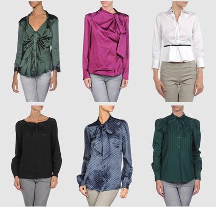 best website 37c1b 4c066 Camicie donna: ad ognuna la sua | Topnegozi.it