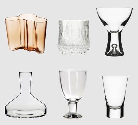 Iittala vasi bicchieri e accessori per il vino di design - Accessori vino design ...