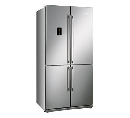 Smeg FQ60XPE frigorifero side-by-side | Topnegozi.it