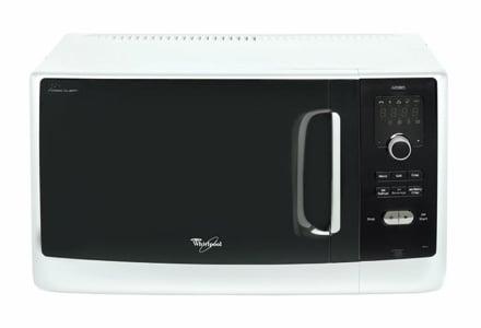 Whirlpool vt265 il microonde con grill e funzione crips - Cucinare con il microonde whirlpool ...