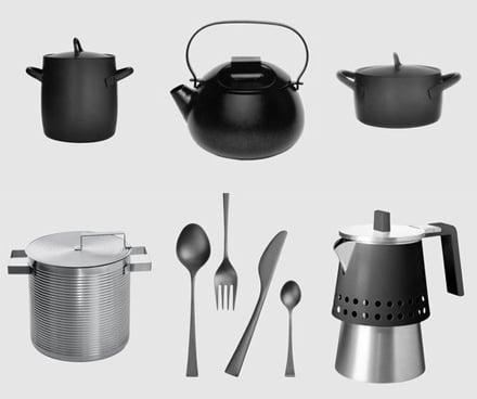 Utensili cucina Zani&Zani, il design in tavola | Topnegozi.it