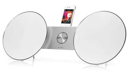 bang and olufsen beosound 8 casse per ipod ipad e iphone On casse bang e olufsen