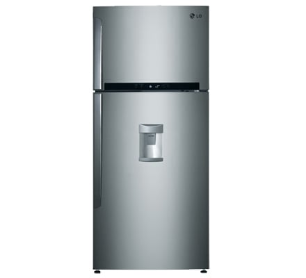 LG GT7170PVBW il frigorifero Total No Frost con drink dispenser ...