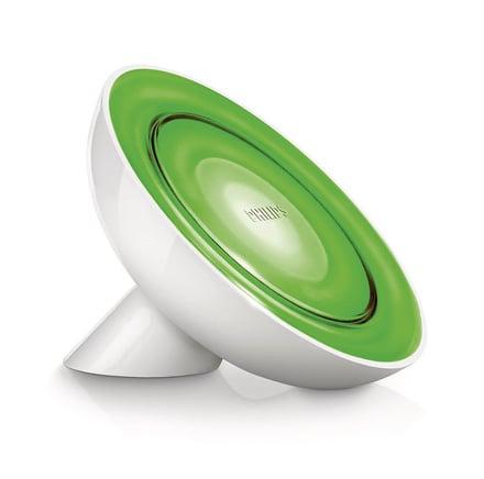 Philips livingcolors bloom una lampada raggiante - Lampada da tavolo philips ...