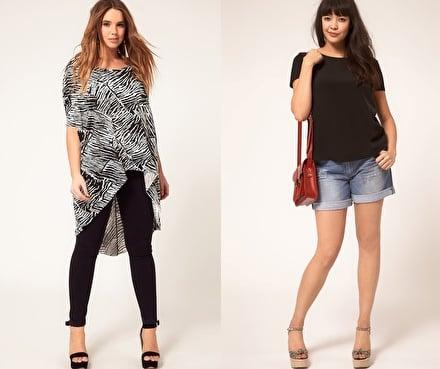 Asos curve la collezione moda taglie forti for Moda taglie forti