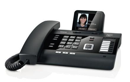 Siemens gigaset dl500a telefono fisso con prestazioni - Telefono fisso design ...