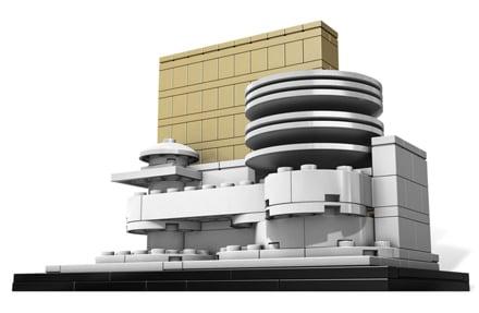 lego architecture i pi famosi edifici di architettura e
