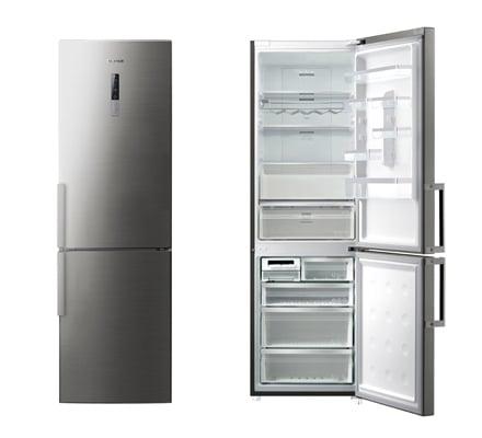 Samsung RL58GRGIH, frigorifero combinato ultra slim solo 60 cm ...