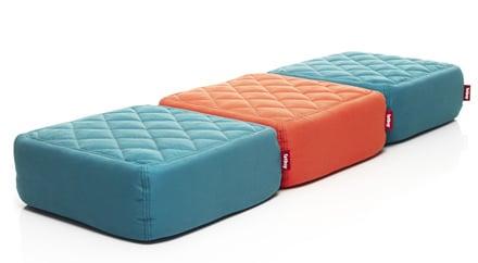Baboesjka di fatboy pouf o 3 cuscini da pavimento - Cuscino da pavimento ikea ...